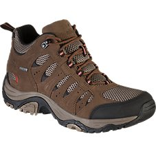 Ascend Lisco Mid Waterproof Hiking Boots for Men