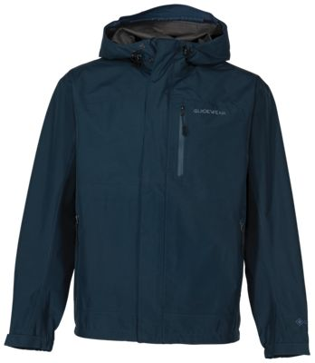 Cabela's Guidewear Rainy River Parka with GORE-TEX PacLite for Men - Shadow Blue - 2XLT