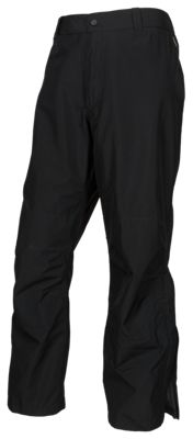 Guidewear Rainy River Pants with GORE-TEX Paclite for Men - Black - 4XL