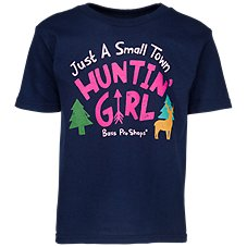 Bass Pro Shops Huntin' Girl T-Shirt for Toddlers