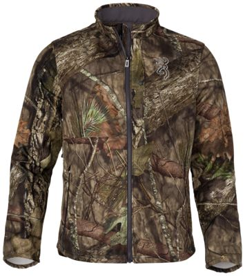 Browning Hell's Canyon AYR-WD Jacket for Men – Mossy Oak Break-Up Country – M