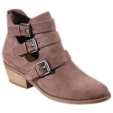 Natural Reflections Tabitha Buckle Booties for Ladies