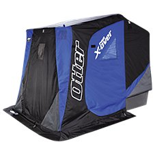 Otter Outdoors XT Pro X-Over Lodge Ice Shelter
