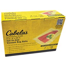 Cabela's Commercial Grade Cut To Size Vacuum Sealer Bag Rolls