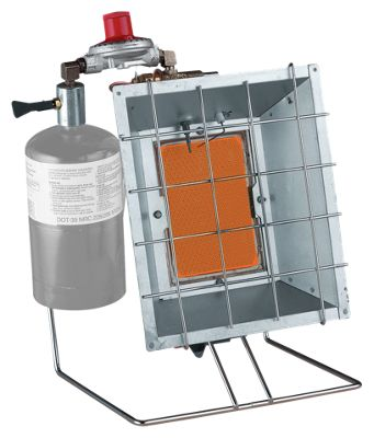 Cabela's Quiet Blind Propane Heater/Cooker by Mr. Heater