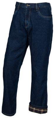 RedHead Superior Flannel-Lined Jeans for Men - Denim - 35x32