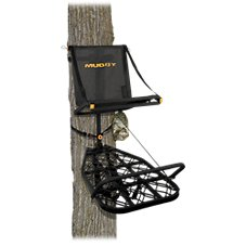 Muddy The Boss Elite AL Fixed Position Treestand