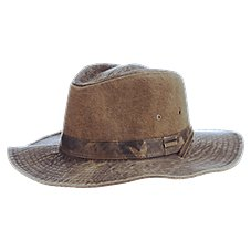 RedHead Canvas Outback Hat for Men