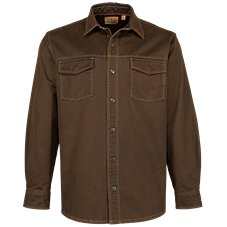 RedHead Ranch Suede Shirt for Men