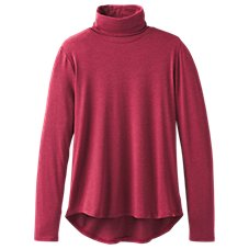 prAna Foundation Turtleneck for Ladies