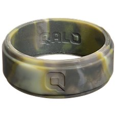QALO Step Edge Q2X Silicone Ring for Men