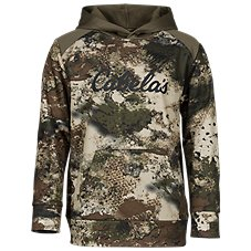 Cabela's Promo Camo Hoodie for Youth