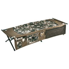 Cabela's Camp Cot with Organizer Image