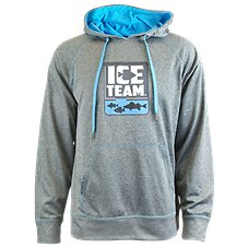 Clam Ice Team Hoodie for Men
