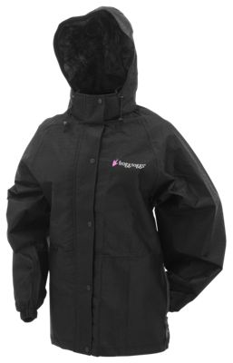 Frogg Toggs Pro Action Jacket for Ladies - Black - L