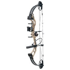 Bear Archery Cruzer RTH (Ready To Hunt) Compound Bow Package