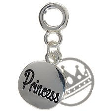 Amanda Blu Add-A-Bead Dangling Princess Bead