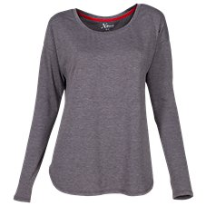 Natural Reflections Drop-Shoulder Sleep Top for Ladies