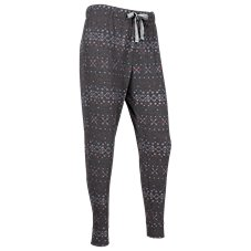 Natural Reflections Fair Isle Jogger Pants for Ladies