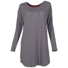 Natural Reflections Knit Sleep Dress for Ladies