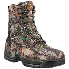 RedHead Big Timber Insulated Waterproof Hunting Boots for Men