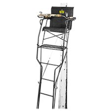 Hawk 20' Big Denali 1.5-Man SLS Ladder Stand