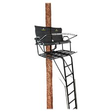 Hawk Sasquatch 2-Man Ladder Stand