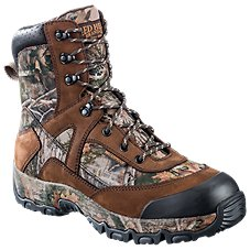 593a822fe2e RedHead Trophy Peak Insulated Waterproof Side Zip Hunting Boots for Men