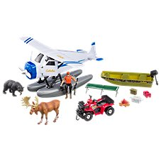 Cabela's Float Plane Hunting Adventure Play Set