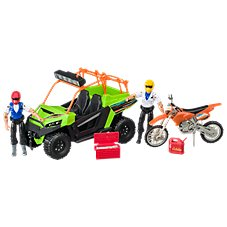 Cabela's ATV and Trail Bike Playset for Kids