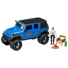 Bass Pro Shops Licensed Jeep Camping Playset for Kids