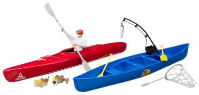 Bass Pro Shops White Water Fishing Adventure Play Set For Kids Bass Pro Shops