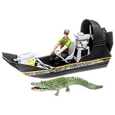 Cabela's TrueTimber Airboat Alligator Adventure Play Set