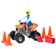 Cabela's ATV Adventure Play Set for Kids