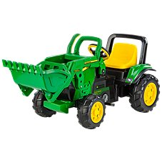 Peg Perego John Deere Front Loader For Kids
