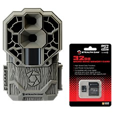 Stealth Cam XV4 Game Camera with SD Card