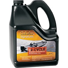Cabela's Signature Semi-Synthetic Two-Cycle Oil