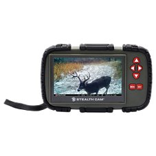 Stealth Cam Touchscreen SD Card Reader Viewer