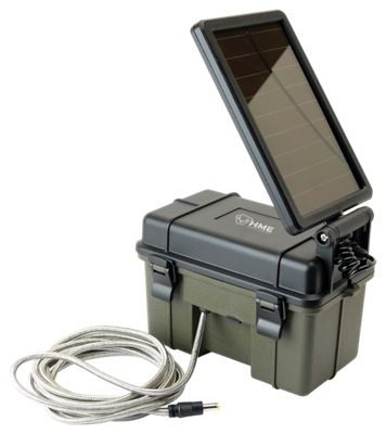 Stealth Cam Trail Camera 12V/Solar Auxiliary Power Pack thumbnail