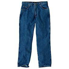 RedHead Relaxed Fit 5-Pocket Denim Jeans for Men