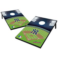 Wild Sports MLB Tailgate Toss Cornhole Set