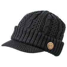 Dorfman Pacific Cable Knit Hat for Ladies