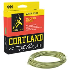 Cortland 444 Classic Modern Trout Fly Line