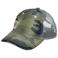 bd6c1a1d6ed8e Bass Pro Shops Camo Rose Patch Cap for Kids