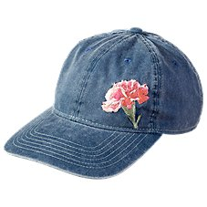 ec8f6b744ea Bass Pro Shops Pink Flower Cap for Kids