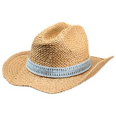 Bass Pro Shops Cowgirl Straw Hat for Girls