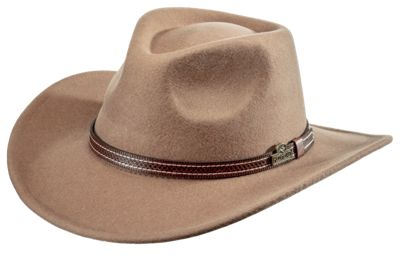 RedHead Western Felt Hat for Men  6d864ce728a