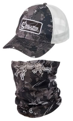 World Wide Sportsman Logo Cap And Sun Stopper Gaiter Combo Truetimber Viper Urban
