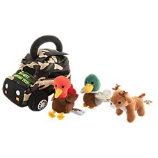 Bass Pro Shops My First Hunting Trip Interactive Plush Play Set