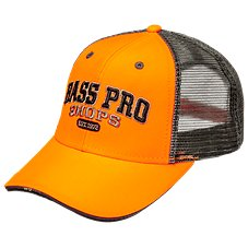 Bass Pro Shops 3D Logo Mesh Back Hunting Cap for Men